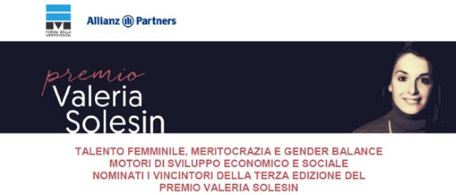 Terza edizione Premio Valeria Solesin