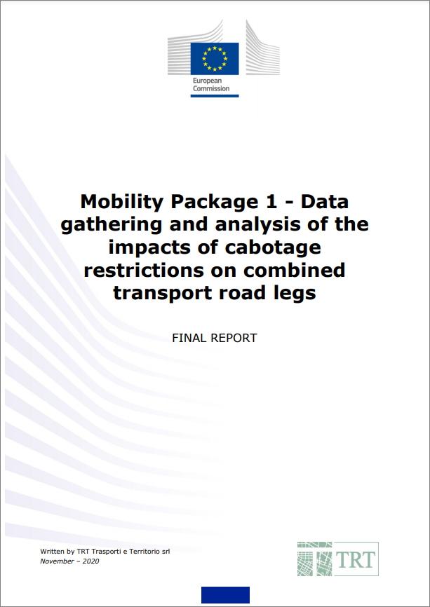 Mobility Package 1 e impatti sul trasporto combinato