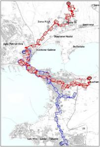 Bus Rapid Transit Taranto