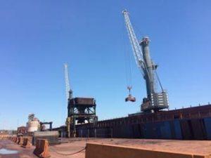 Porto Taranto ILVA MITTAL 2
