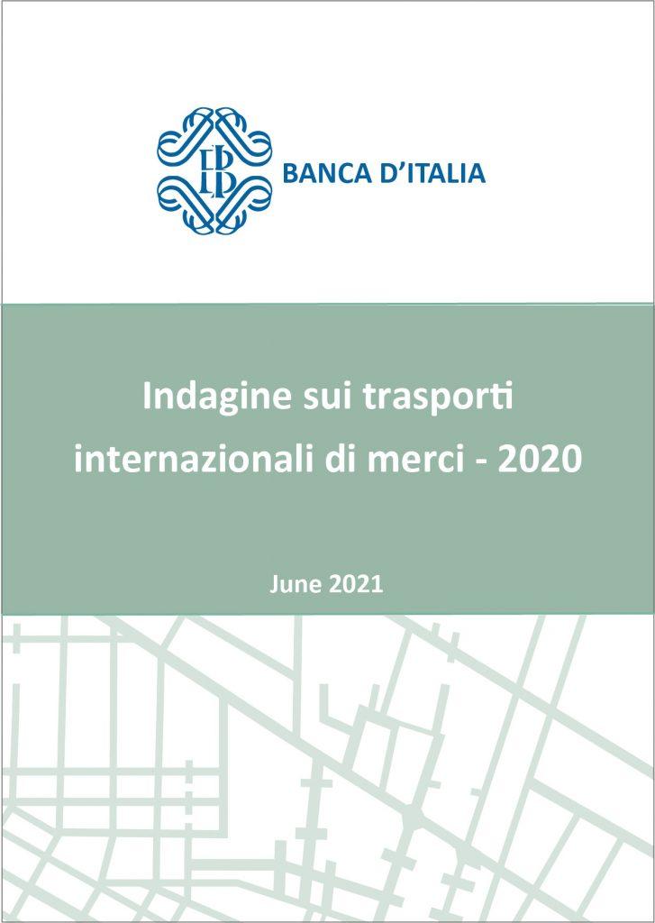 Indagine sui trasporti Banca d'Italia