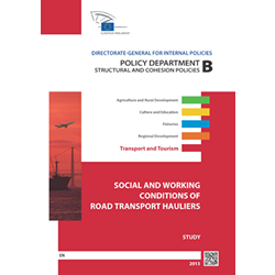 Social and working conditions