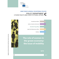 The role of women in the green economy: the issue of mobility